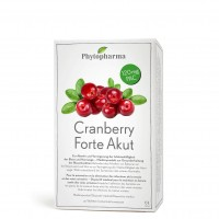 Cranberry Forte Akut